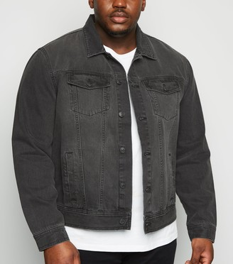 New Look Plus Size Denim Jacket