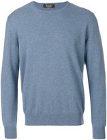 Loro Piana crew neck sweater - men - Cashmere - 48