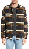 Jeremiah Marshall Regular Fit Reversible Twill Shirt Jacket