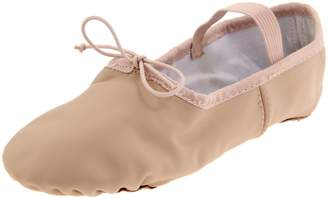 Dance Class Women's B402 Split Sole Leather Ballet Slipper