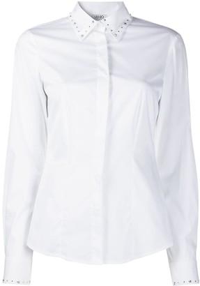 Liu Jo Studded Details Shirt