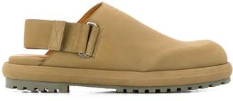 Jacquemus Les mules slingback sandals