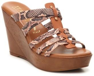 Italian Shoemakers Nash Wedge Sandal
