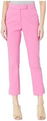 BCBGMAXAZRIA Ankle Pants (Ibis Rose) Women's Casual Pants