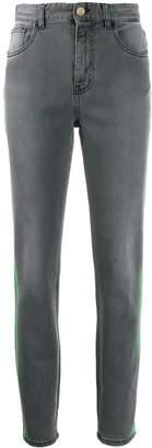 Just Cavalli low rise skinny jeans