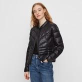 Vero Moda Short Zip-Up Padded Jacket with High-Neck