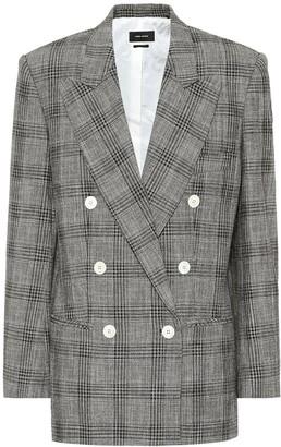 Isabel Marant Deagan cotton and wool-blend blazer