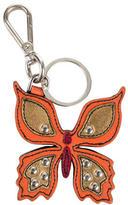 Prada Saffiano Butterfly Bag Charm