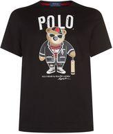 Ralph Lauren Gangster Bear T-Shirt