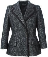 Giambattista Valli chain knit style blazer
