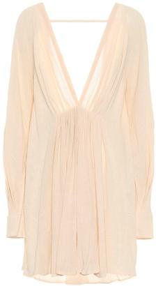 Kalita Always The Muse cotton minidress