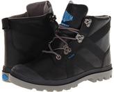Palladium Pampa Thermal Mid (Black/Metal) - Footwear