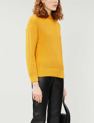 Ted Baker Whtnee cotton-blend knitted jumper