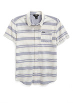 Volcom Camper Stripe Woven Shirt (Big Boys)