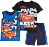 Children's Apparel Network Lightning McQueen 'Bring it On Buddy' Tank & Shorts Set - Toddler