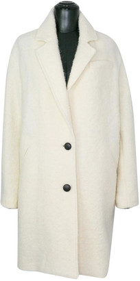Isabel Marant White Wool Coats
