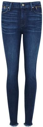 Paige Hoxton Blue Skinny Jeans