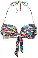 Beach Life Beachlife DAZZLING Bikini top tropical butterflies