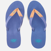 UGG Women's Ruby Wedged Flip Flops Moonstone