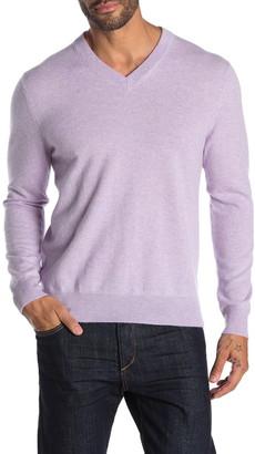 Richard Quinn Cashmere V-Neck Sweater