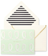 Kate Spade Icing Note Card - Set of 10
