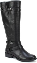 Thumbnail for your product : White Mountain Loyal Tall Faux Leather Riding Boot - Wide Calf