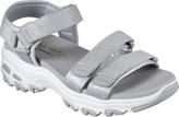 Skechers Women's D'Lites Fresh Catch Ankle Strap Sandal