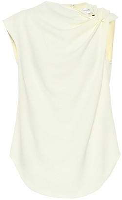 Victoria Beckham Cady blouse