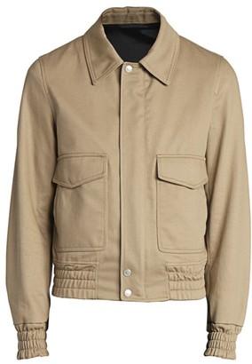 Ami Paris Blouson Zipper Jacket