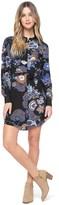 Juicy Couture Romanov Silk Shirtdress