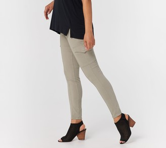 Legacy Denim & Twill Petite Cargo Leggings