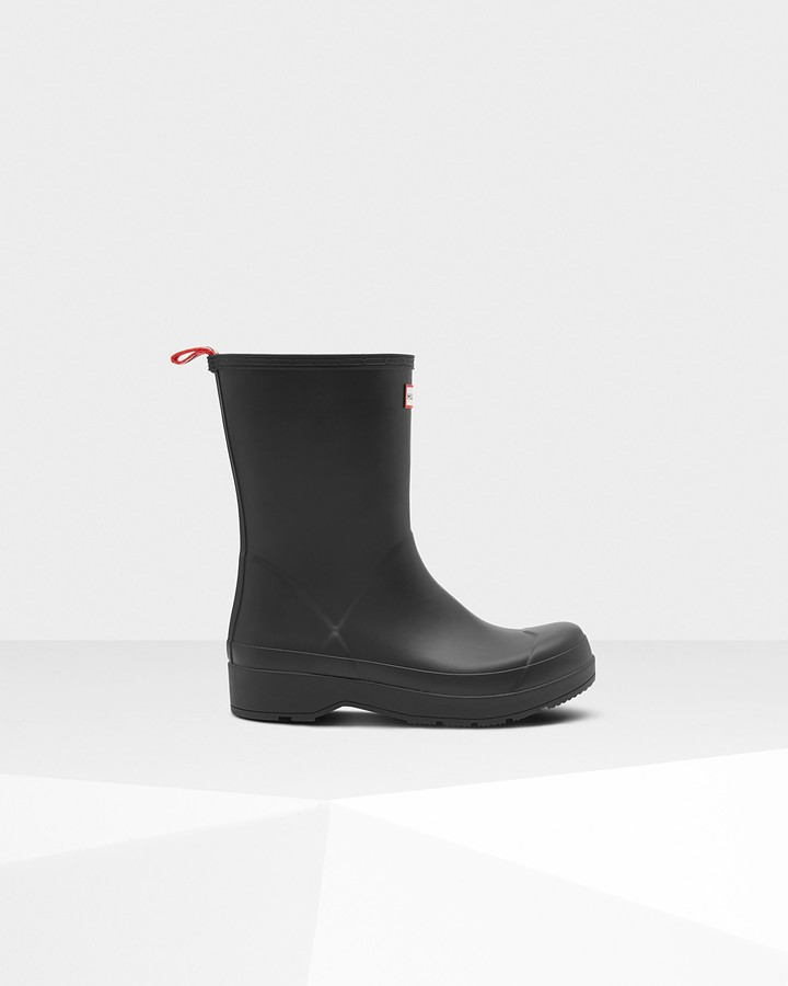 Hunter Men's Original Play Mid-Height Rain Boots