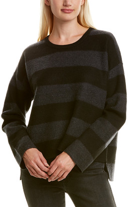 Eileen Fisher Felted Wool Sweater