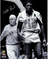 "Steiner Sports New York Knicks Willis Reed With Trainer 16"" x 20"" Signed Photo"