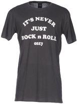 Obey T-shirts - Item 37927579