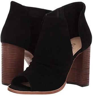 42 GOLD Loyalty (Black Suede) Women's Boots