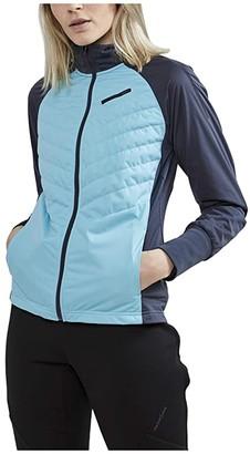 Craft Storm Balance Jacket (Area/Asphalt) Women's Clothing