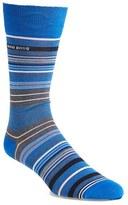 BOSS Men's Stripe Socks