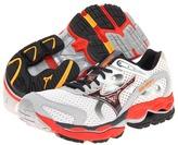 Mizuno Wave Enigma 2 (White/Anthracite/Orange.com) - Footwear