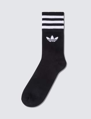 adidas Mid Cut Crew Socks