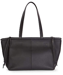 Loewe Women's Cushion Leather Tote