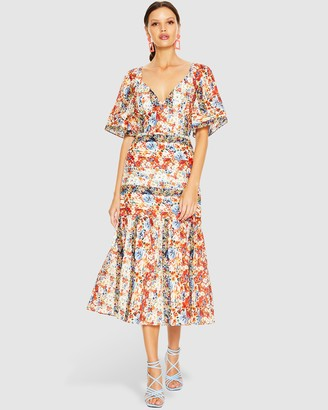 Talulah Carnevale Midi Dress