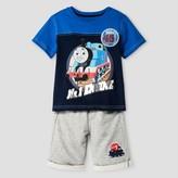 Disney Toddler Boys' Thomas & Friends Top And Bottom Set - Blue