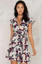 Glamorous Kathleen Wrap Dress