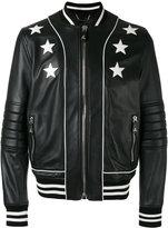 Philipp Plein star-detail jacket