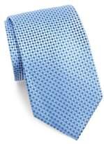 Burma Bibas Basketweave Silk Tie