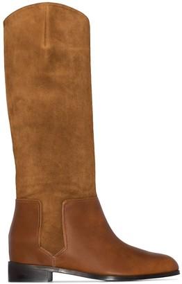 Aquazzura Duke mid-calf boots