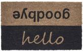Thumbnail for your product : Seventh Studio Hello/Goodbye Coir Door Mat Bedding