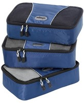 eBags Small Packing Cubes 3pc Set - Denim