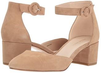 Pelle Moda Uma (Black Suede) Women's Shoes